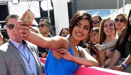 Priyanka Chopra, Fifth Harmony, Zendaya, Halsey, Demi Lovato Walk BBMAs Red Carpet