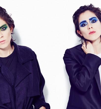 Tegan and Sara [Pamela Littky | WB Records Press Photo]