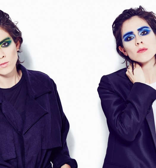 Tegan and Sara [Pamela Littky | WB Records Press Photo]