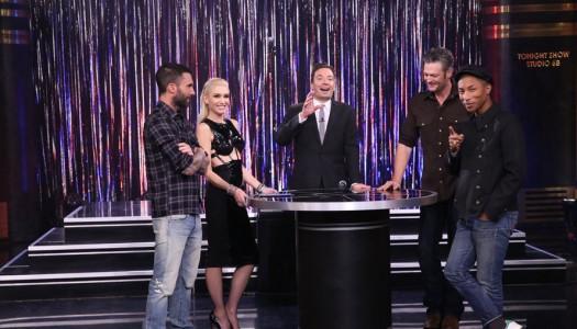 Blake Shelton & Gwen Stefani, Ariana Grande, Carrie Underwood Score Hot 100 Debuts