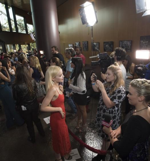 Dove Cameron [Disney Channel | AIB Premiere]