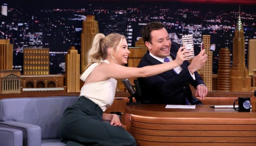 "Ashley Benson Appears, Joseph Performs On Jimmy Fallon's ""Tonight Show"" (Watch Now)"