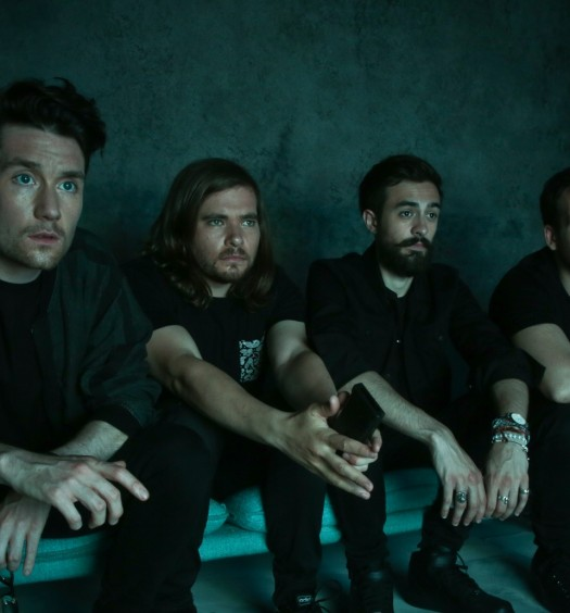 Bastille [Wolf James | Capitol/The Fun Star Press Photo]