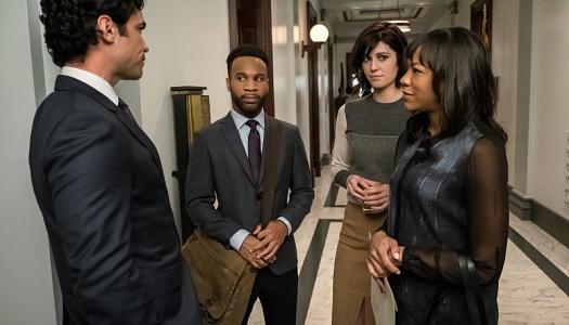 """CBS' """"BrainDead"""" Posts Weak Premiere Ratings"""