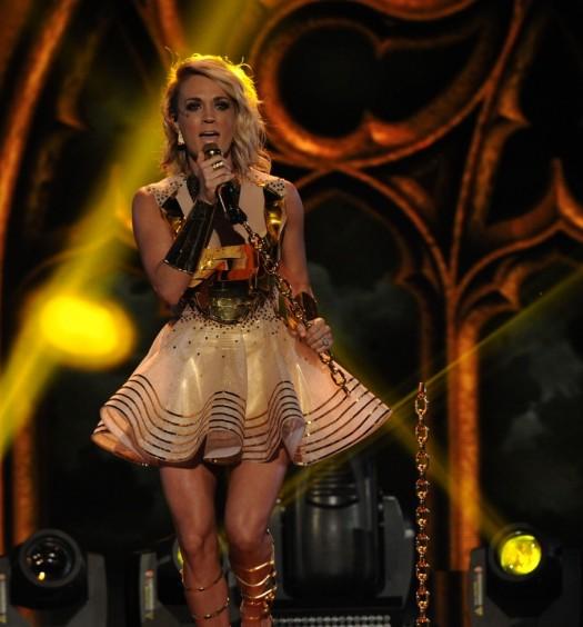 Carrie Underwood [FOX]
