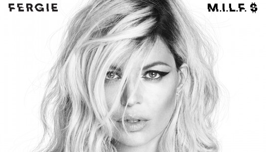 "Fergie Reveals Official Cover Photo For ""MILF $"""