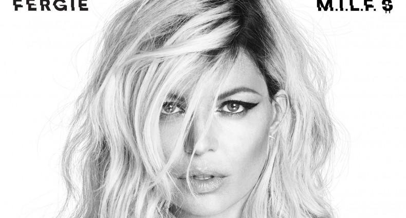 Fergie Tweets MILF $ Cover [Interscope Image]