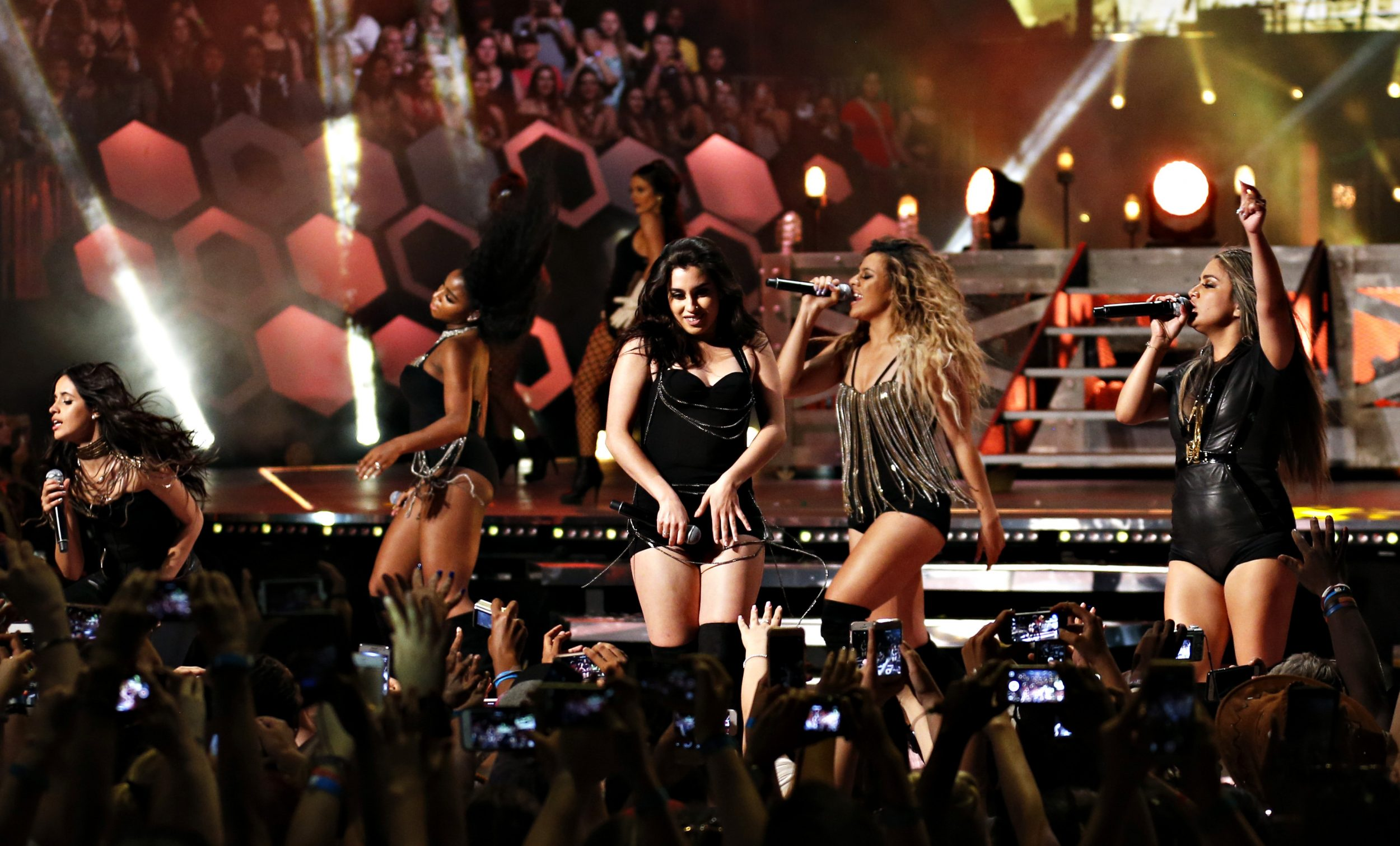 Fifth Harmonys Thats My Girl Receiving Early Hot AC