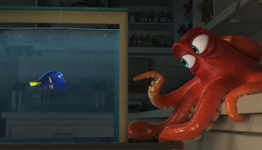 """Finding Dory"" Sets Opening Day Animated Record At Friday Box Office; ""Central Intelligence"" #2"