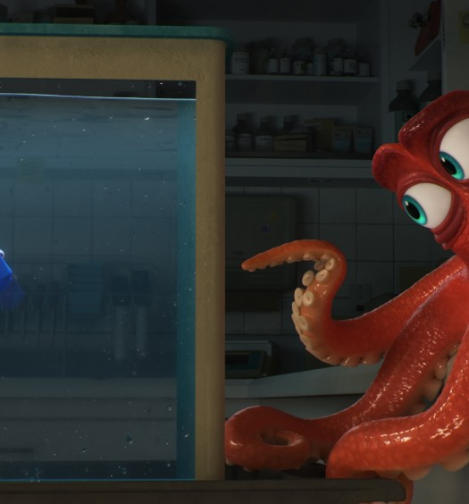 Finding Dory [Official Pixar Image]