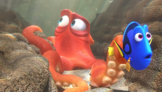 """Finding Dory"" Easily Beats ""Independence Day"" At Weekend Box Office; ""Shallows"" Debuts At #4"
