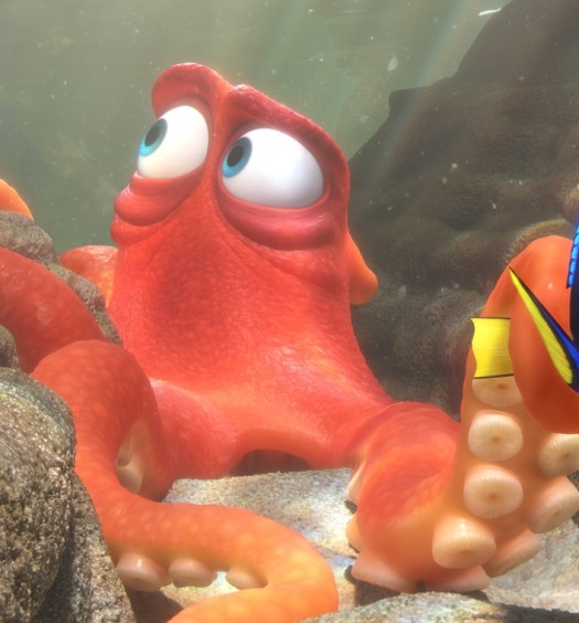 Finding Dory [Official Pixar Photo]