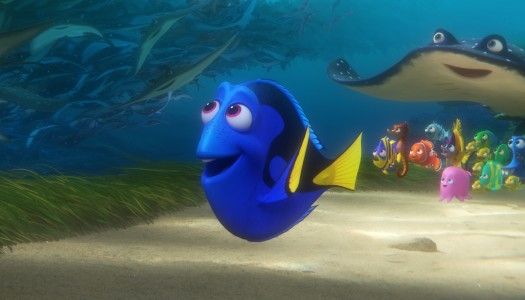 """Finding Dory"" Sets Animated Record, Wins Weekend Box Office; ""Central Intelligence"" Debuts at #2"