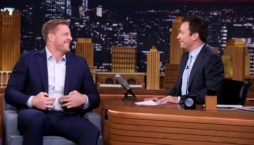 "JJ Watt Appears, Avett Brothers Perform On Jimmy Fallon's ""Tonight Show"" (Watch Now)"