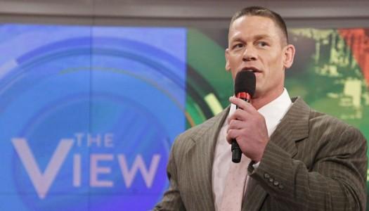 "John Cena, Liam Hemsworth Scheduled For ""Good Morning America"""
