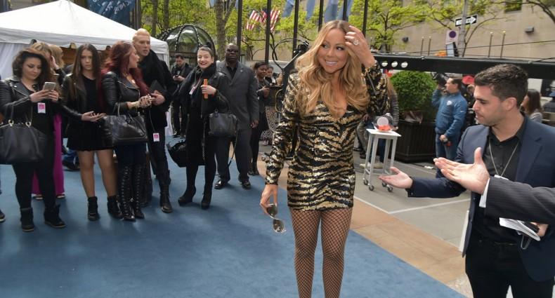 Mariah Carey [NBC Universal]