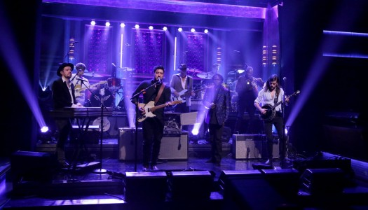 "Mumford & Sons, Baaba Maal Perform ""Wona"" On Fallon's ""Tonight Show"" (Watch Now)"