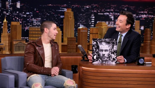 "Nick Jonas Performs ""Close"" On Jimmy Fallon's ""Tonight Show"" (Watch Now)"
