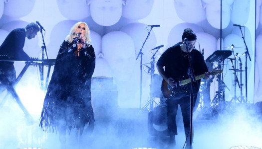 "Phantogram Performs ""You Don't Get Me High Anymore"" On Fallon's ""Tonight Show"" (Watch)"