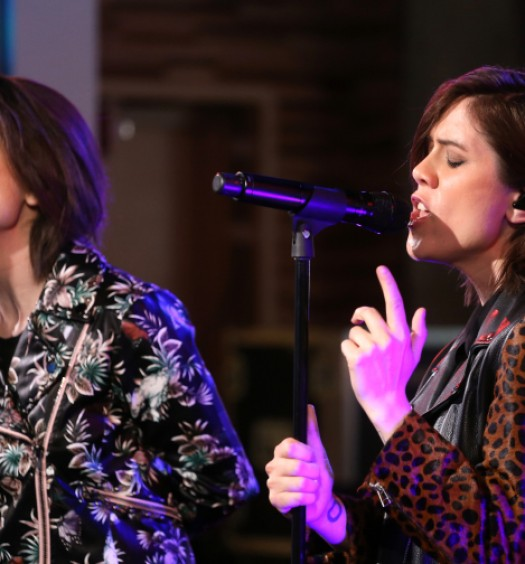 Tegan and Sara [ABC]