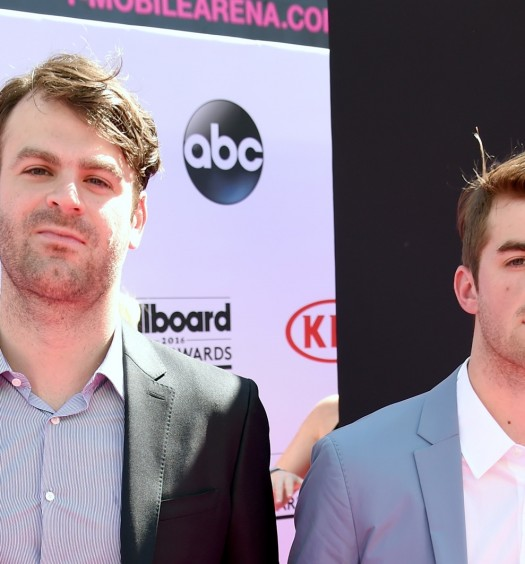 The Chainsmokers [BBMAs photo via ABC]