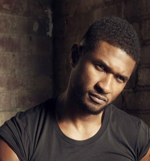 Usher [Kurt Iswarienko   RCA Records Press]