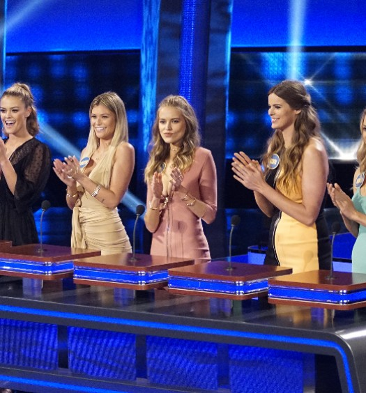 Celebrity Family Feud [ABC]
