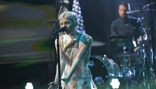 """AURORA Performs """"I Went Too Far"""" On """"Late Show With Stephen Colbert"""" (Watch Now)"""