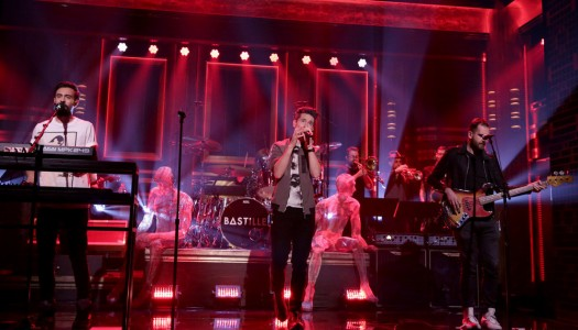 "Bastille Scheduled To Perform On March 29 ""Late Night With Seth Meyers"""