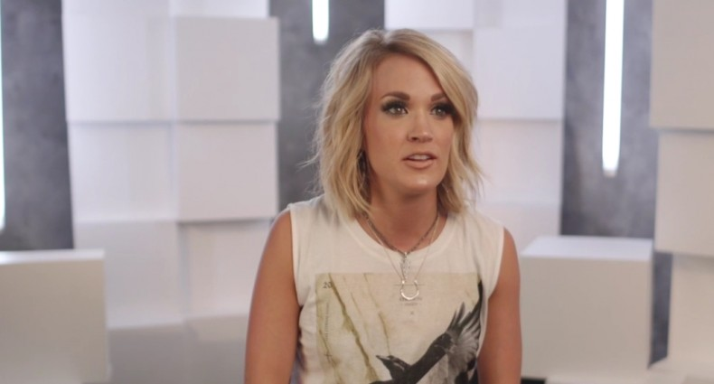 Carrie Underwood [CMA Fest Interview Still | ABC Press]