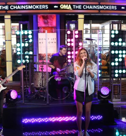 The Chainsmokers Daya [ABC]