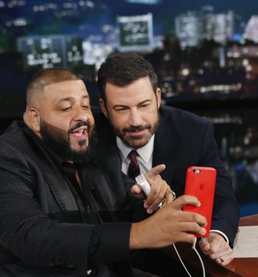 DJ Khaled [Jimmy Kimmel | ABC]