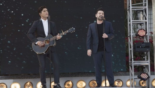 """Hot 100: Dan + Shay's """"From The Ground Up"""" Enters Top 50; Sam Hunt's """"Miss Me"""" Top 60"""