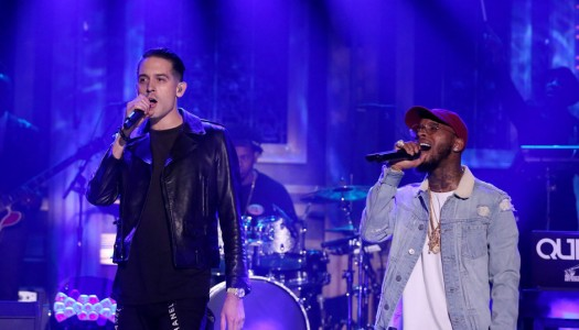 "First Look: G-Eazy & Tory Lanez Perform On ""The Tonight Show Starring Jimmy Fallon"""