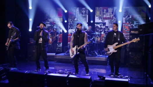 "Good Charlotte Performs ""Life Can't Get Much Better"" On Fallon's ""Tonight Show"" (Watch)"