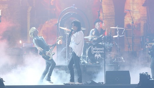 """The Hollywood Vampires Scheduled To Perform On """"Late Show With Stephen Colbert"""""""