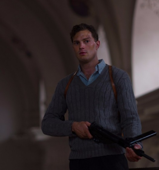 Jamie Dornan [Official Anthropoid Photo | Bleecker Street Media]