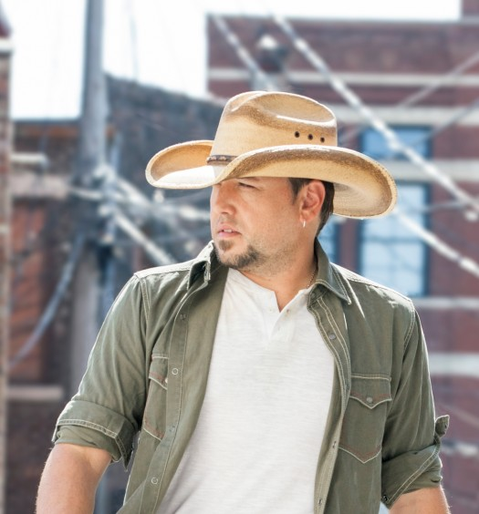 Jason Aldean [Jim Wright | Green Room PR Press Photo]