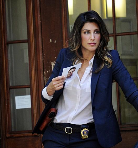 Jennifer Esposito [Blue Bloods: CBS]