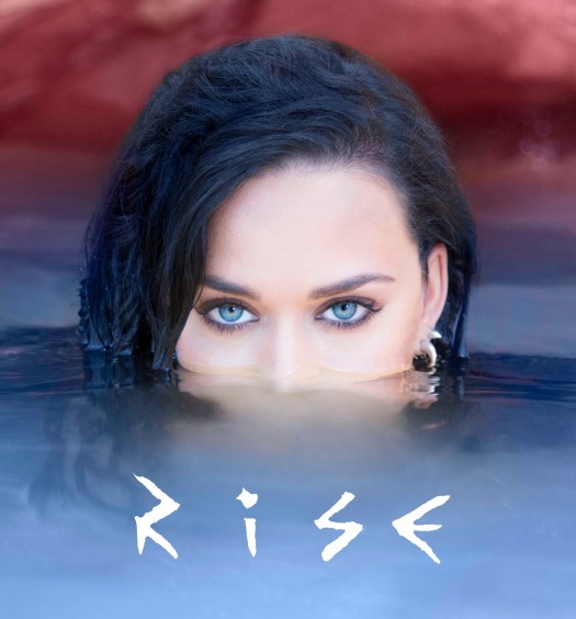 Katy Perry [Rise Cover | Capitol]