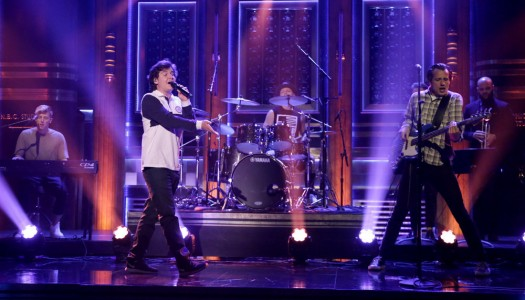"Lukas Graham Performs ""Mama Said"" On Jimmy Fallon's ""Tonight Show"" (Watch Now)"