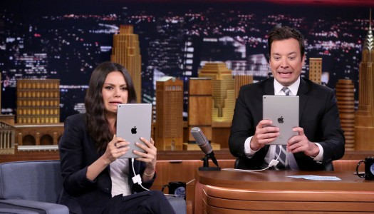 "Mila Kunis Makes ""Filtered Scenes,"" A$AP Mob Performs On Fallon's ""Tonight Show"" (Watch Now)"