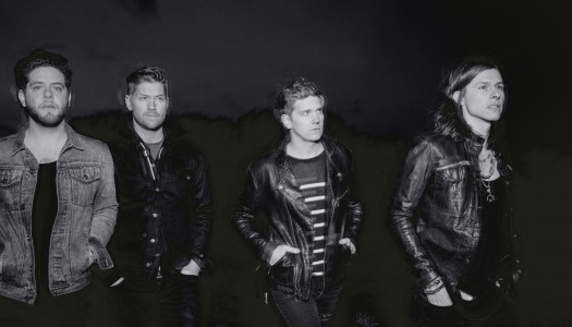 "NEEDTOBREATHE's ""Hard Love"" Earns #1 On US iTunes Album Sales Chart; Dirty Heads, Good Charlotte Follow"