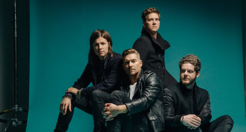 NEEDTOBREATHE [Eric Ryan Anderson | Atlantic Press Photo]
