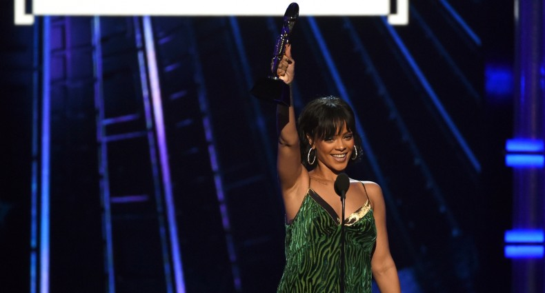 Rihanna [BBMA Photo via ABC]