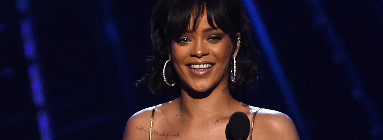 Rihanna [BBMA | Press Photo via ABC]