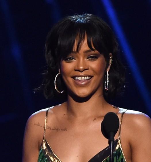 Rihanna [BBMA | Press Photo via ABC]