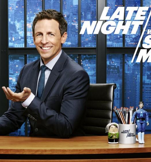 Late Night With Seth Meyers [NBC]