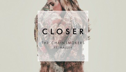 """The Chainsmokers & Halsey's """"Closer"""" Claims #1 In Australia For 7th Week"""