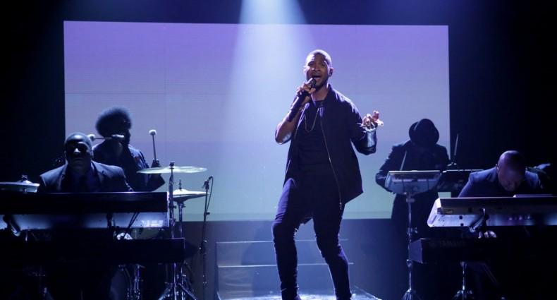 Usher [NBC]